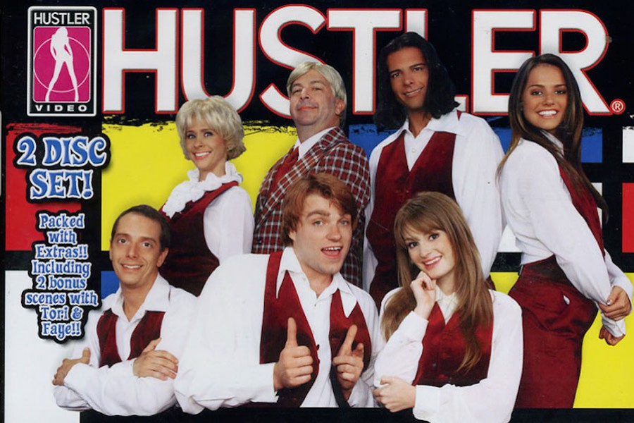 """This Ain't The Partridge Family"" – Hustler Video"