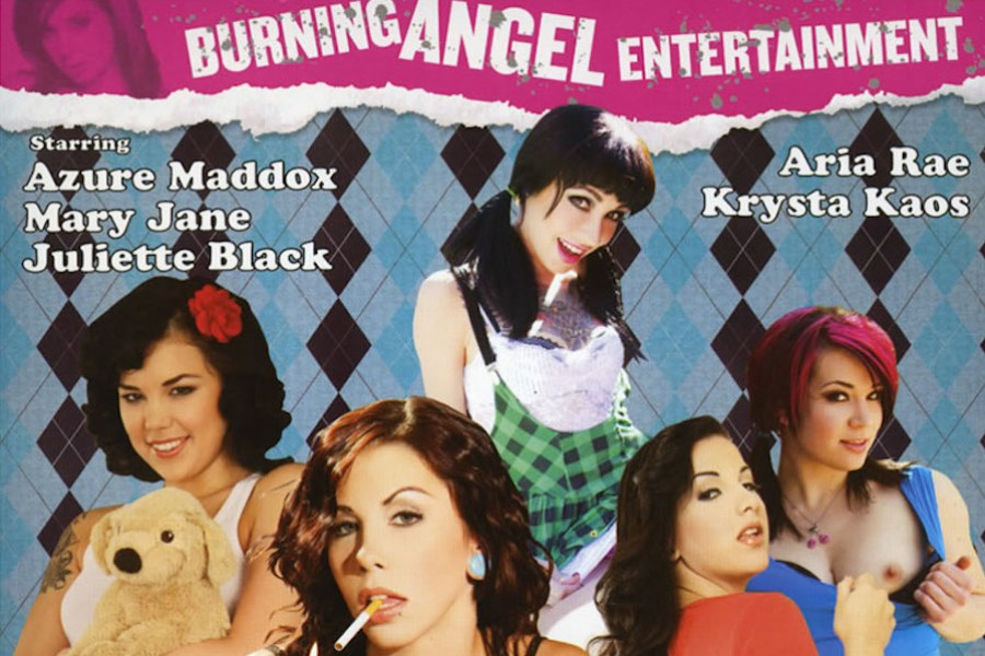 """Twisted Youth"" – Burning Angel Entertainment"