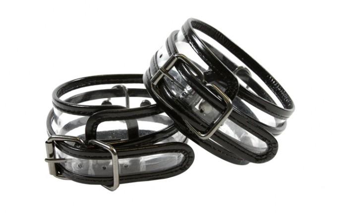 bare bondage cuffs