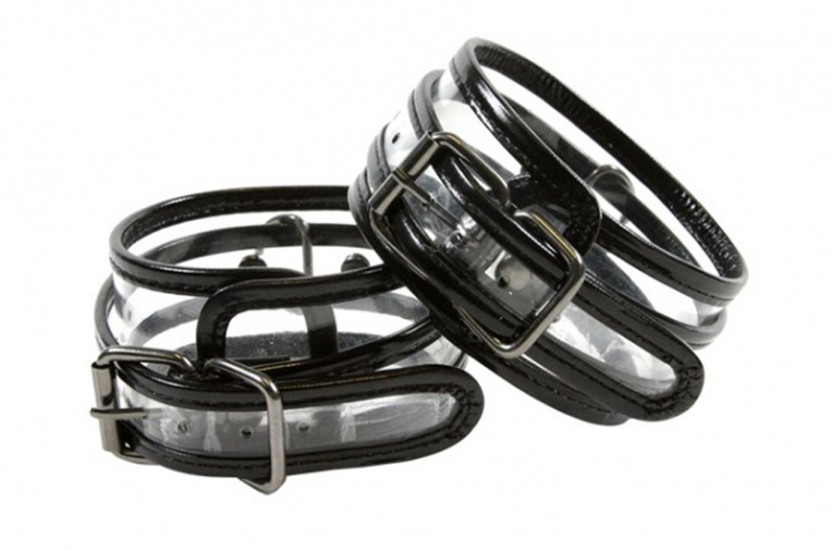 Bare Bondage Cuffs – NS Novelties