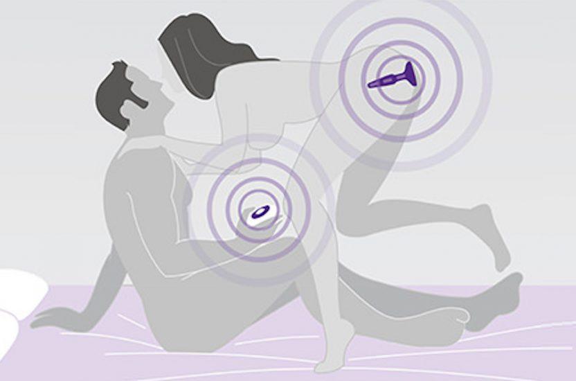 Trio Plug – B-Vibe