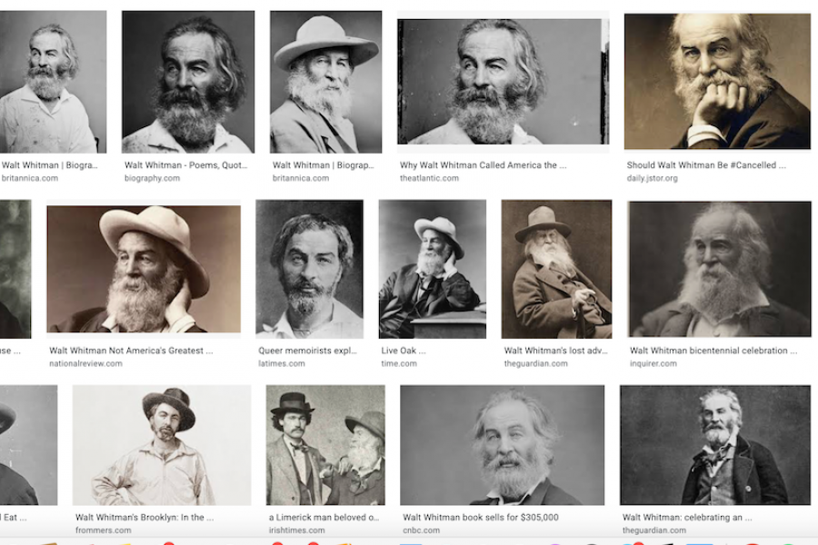 SWHS: Walt Whitman Edition